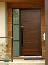 Front Door Paint Colors - Want a quick makeover? Paint your front door a different color. Here a pretty front door color ideas to improve your home's curb appeal and add more style! Wood Front Doors, Painted Front Doors, The Doors, Wooden Doors, Panel Doors, Metal Doors, Home Door Design, Main Door Design, Front Door Design