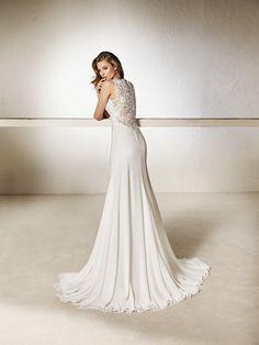 Wedding dress light -  Pronovias 2018 Collection