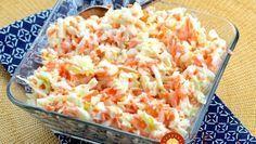 Výborný FIT šalátik ku grilovanému mäsku: Bez majonézy a perfektný pre každého, kto chce schudnúť!
