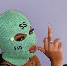 Girl Gang Aesthetic, Badass Aesthetic, Black Girl Aesthetic, Boujee Aesthetic, Aesthetic Outfit, Aesthetic Songs, Purple Aesthetic, Aesthetic Vintage, Bad Girl Wallpaper