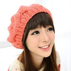 Buy '59 Seconds – Cable-Knit Beret' with Free International Shipping at YesStyle.com. Browse and shop for thousands of Asian fashion items from Hong Kong and more!
