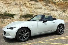 The Mazda MX-5 is a super car | British GQ