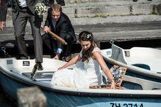 Ein Schloss am See - Hochzeit von Sabrina und Chrigi in Greifensee (Schweiz)