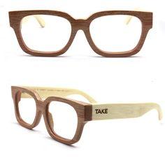 3d1440ef93c15 handmade bamboo eyeglasses glasses eyewear. Receita Oftalmológica, Óculos  Da Moda, Óculos De Sol
