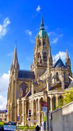 Bayeux Cathedral,Bayeux,France