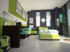 ▷ 1001 + Ideen, wie Sie ein Teenager Zimmer einrichten | Zimmer ...