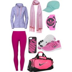Sporty Look with Hijab-14 Modest Hijab Sports Outfits Combinations