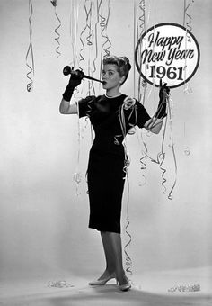 ladylikelady: Dolores Hart-c.1961 New Years