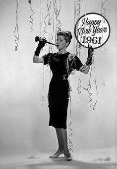 ladylikelady:  Dolores Hart-c.1961New Years