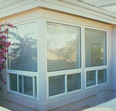 Bonnechere Valley Windows - European Tilt & Turn Windows and Doors Tilt And Turn Windows, Windows And Doors, Slider Window, Bedroom Windows, Sliders, Master Bedroom, New Homes, Cottage, Cabin