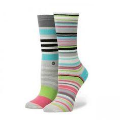 Stance Socks Women - Yachting in Grey