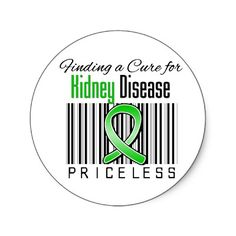 March is Kidney Disease awareness month