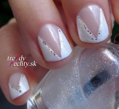 French manicure, Nail art, Nail design