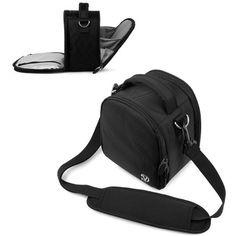 Vangoddy designed Midnight Black Compact DSLR  #AccessoriesSupplies