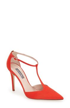 SJP 'Taylor' T-Strap Pump (Women) available at #Nordstrom