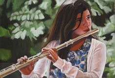 Katherine - Charity Commissions Musical Instruments, Charity, Paintings, Music Instruments, Paint, Painting Art, Instruments, Painting, Painted Canvas