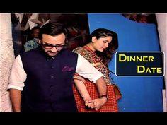 CHECKOUT Saif Ali Khan, Kareena Kapoor on Dinner Date post Kareena's Pregnancy.  Click here to see the video >>> https://youtu.be/4enOvziwZRo  #saifalikhan #kareenakapoor #bollywood #bollywoodnewsvilla #bollywoodnews