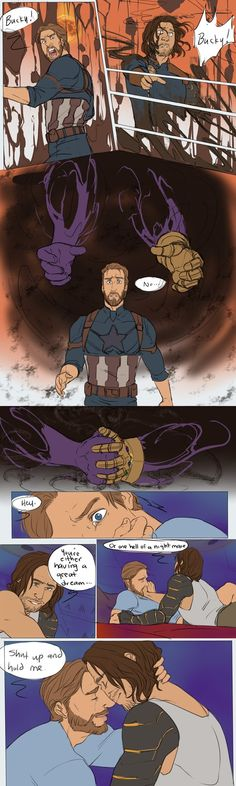Read from the story Stucky Images Hero Marvel, Marvel Fan Art, Marvel Avengers, Marvel Jokes, Marvel Funny, Marvel Dc Comics, Steve Rogers Bucky Barnes, Bucky And Steve, Winter Soldier