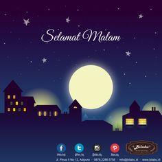 Selamat malam.. Selamat beristirahat.. www.bilabu.id