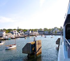 """fromnovatonantucket: """" properkidproblems: """" Until next time Nantucket. Oh The Places You'll Go, Places Ive Been, Harbor Town, Nantucket Island, Vacation Spots, Dream Vacations, Beach Town, East Coast, Voyage"""