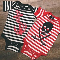Keep your kids looking rad in these adorable onesies!