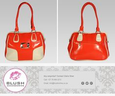 Red is the colour of the day as we all celebrate and nothing says I Love You more than a stunning red handbag from Say I Love You, Love You More Than, Color Of The Day, Red Handbag, Hand Bags, Blush, Shoulder Bag, Colour, Celebrities