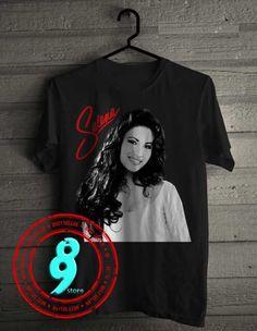 a0f9b8f76 Selena Quintanilla-Pérez T-Shirt Short Slevee