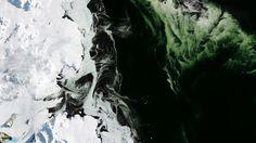 ❝ Resuelven el misterio del hielo verde hallado en la Antártida ❞ ↪ Puedes leerlo en: www.divulgaciondmax.com