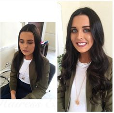 💎💎 BEAUTIFUL BRUNETTE 💎💎  I don't think anyone needs an introduction to this gorgeous girl 😍 this was Jayne's second set of extensions with me she got 6 months out of her last set and her natural hair has never been as long and healthy! This time I used a dual blend and 100 strands of the Hairspray Russian range to create this look 🙌🏻❤️ #http://www.jennisonbeautysupply.com/  ,#hairinspo #longhair #hairextensions #clipinhairextensions #humanhair #hairideas #hairstyles #extensions…