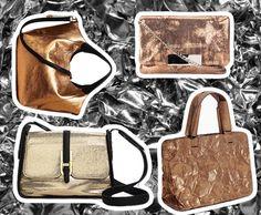 Fizemos uma seleção de produtos pra quem gosta da tendência do metalizado