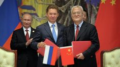 """Russia And China Finally Sign Historic $400 Billion """"Holy Grail"""" Gas Deal 