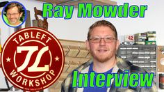 Ray Mowder from TabLeft Workshop - Interview