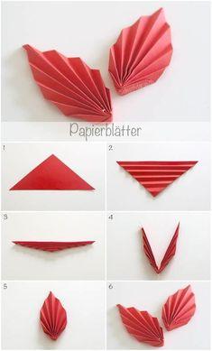 Instruções Origami, Paper Crafts Origami, Origami Design, Diy Paper, Paper Crafting, Origami Ideas, Origami Decoration, Origami Dragon, Origami Butterfly