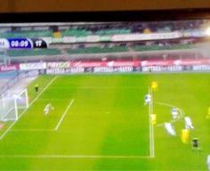 Eder til 1-0 for Samp mod Chievo