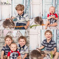 Yesterday was the first day of our Easter Mini sessions! It was so much fun doing this session… LOA Studios will be doing more mini session this year!! Meet the Ripsom boys. I have gotten to …