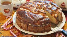 Βασιλόπιττα Greek Cooking, Christmas Desserts, Banana Bread, Pork, Food And Drink, Yummy Food, Sweets, Beef, Recipes