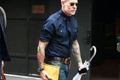 Nick Wooster... everytime better!