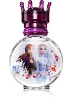 EP Line Frozen eau de toilette pentru copii 30 ml Disney Cars, Disney Frozen, Spongebob, Deodorant, Avon, Snow Globes, Christmas Ornaments, Holiday Decor, 30