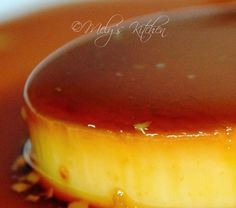 Classic Leche Flan - Mely's kitchen