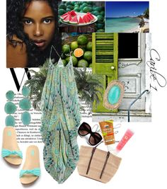 """""""Caribe 1"""" by alexarbrito on Polyvore"""