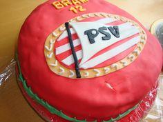 Verjaardagstaart PSV!