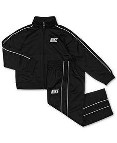 Nike Kids Set, Little Boys Tricot Jacket and Pant Set - Kids Toddler Boys (2T-5T) - Macy's