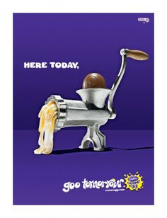 Cadburys Advertiser Cadbury Plc Brand Name Creme Egg Product Agency Saatchi London Country United Kingdom