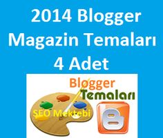 Çok Kaliteli 2014 Blogger Magazin Temaları 4 Adet Bu sayfada Blogger için düzenlenmiş Blogger Magazin temalarını şablonlarını bulabilirsiniz. White Out