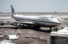 Jan 21st, 1970: Boeing 747 makes its first commercial flight, with Pan Am...