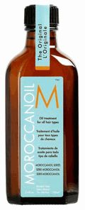 Moroccanoil. Hair treatment: a little bit goes a long way!