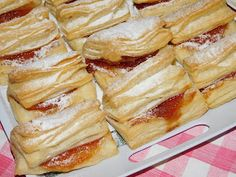 Hungarian Desserts, Hungarian Recipes, Pot Roast Recipes, Wrap Recipes, Best Eggnog Recipe, Bread Dough Recipe, Cream Of Chicken Soup, Yummy Cookies, Food Photography