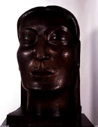 ronald moody artwork - Αναζήτηση Google Tate Britain, National Portrait Gallery, Carving, Statue, Artwork, Blush, Colour, Google, Baby