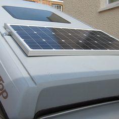 Bolt on kit for Mazda Bongo & Ford Freda The Bongo kit comprises of: 1x 100w solar panel, 1 x 30 amp LCD Display solar charger regulator, all brac...