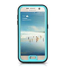 #cellphone #accessries Galaxy S7 Waterproof Case, Merit Underwater Dust-Proof, Snow-Proof, Shock-proof, Waterproof Case for Samsung Galaxy…